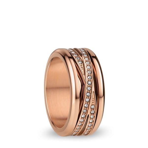 Arctic Symphony | rosé gold glänzend | Manado