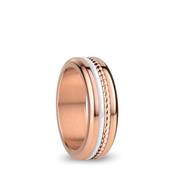 Arctic Symphony | rosé gold glänzend | Grenoble