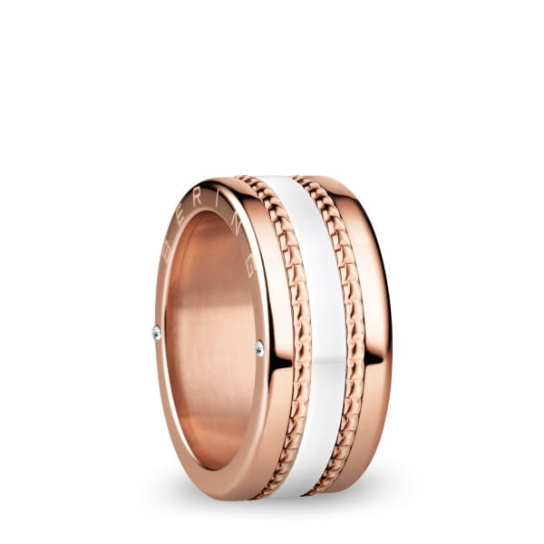 Arctic Symphony | rosé gold glänzend | Florina