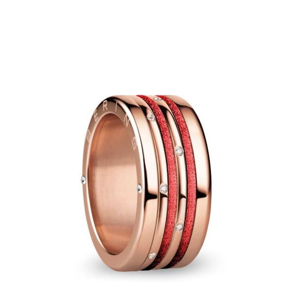 Arctic Symphony | rosé gold glänzend | Ambon