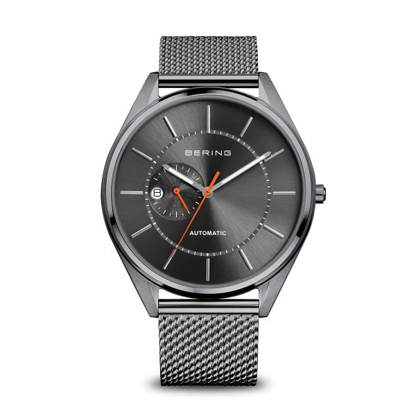 Automatic | poleret/børstet grå | 16243-377