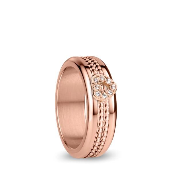 Arctic Symphony | rosé gold glänzend | Almelo