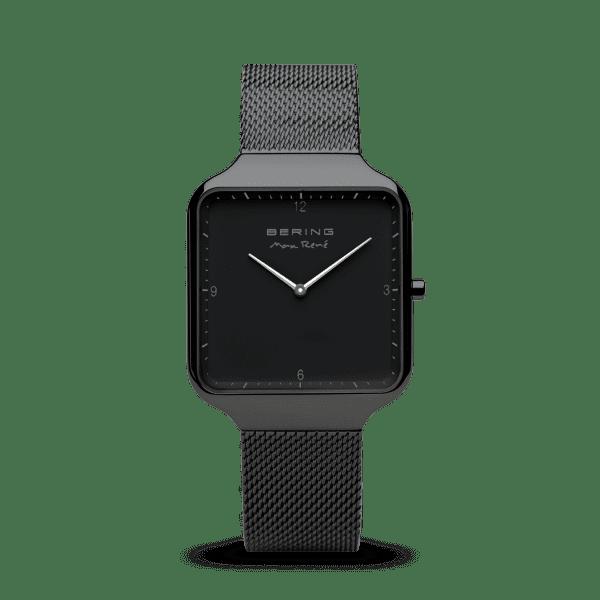 Max René | mat black | 15836-123